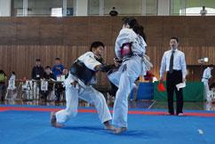 第11回日本拳法愛媛県選手権大会《団体戦・個人戦》