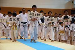 第6回日本拳法愛媛県選手権大会《団体戦・個人戦》